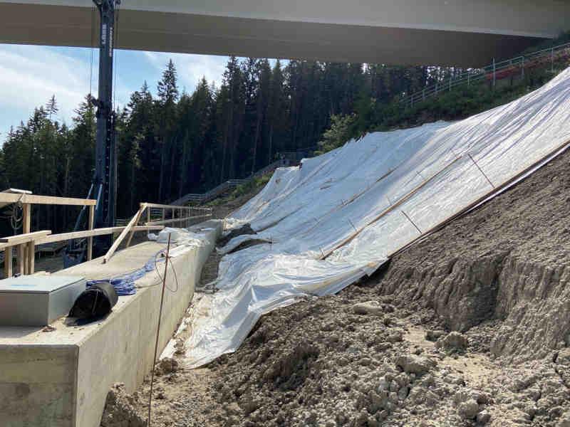 Earth Retaining Wall Design