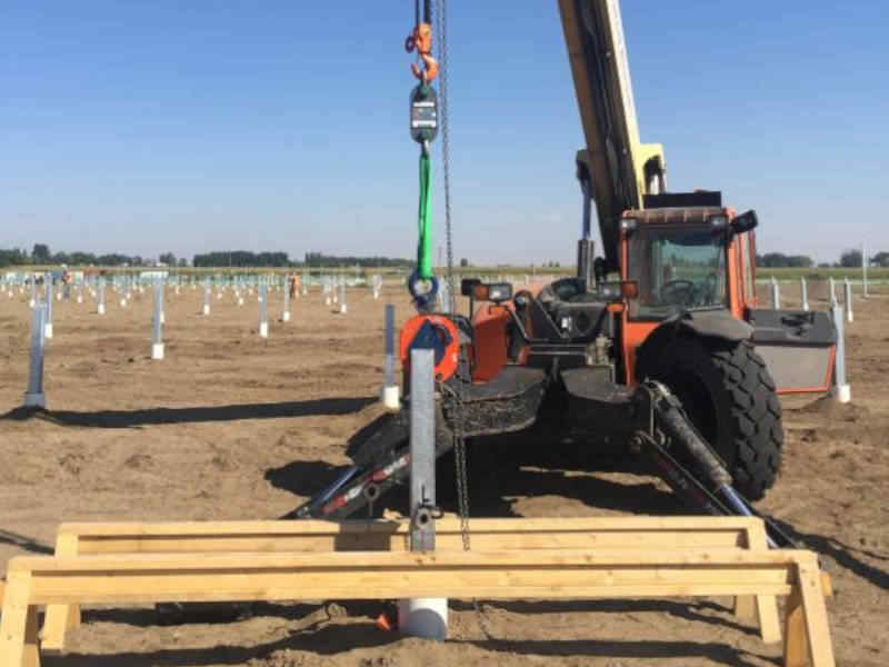 Static Pile Load Testing